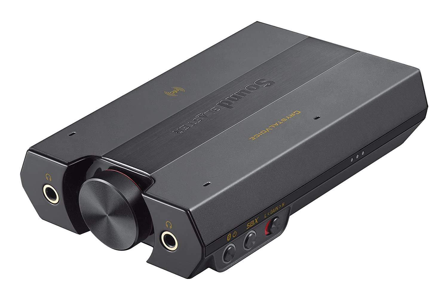 Creative Sound Blaster E5 High-Resolution USB DAC 600 ohm Headphone Amplifier