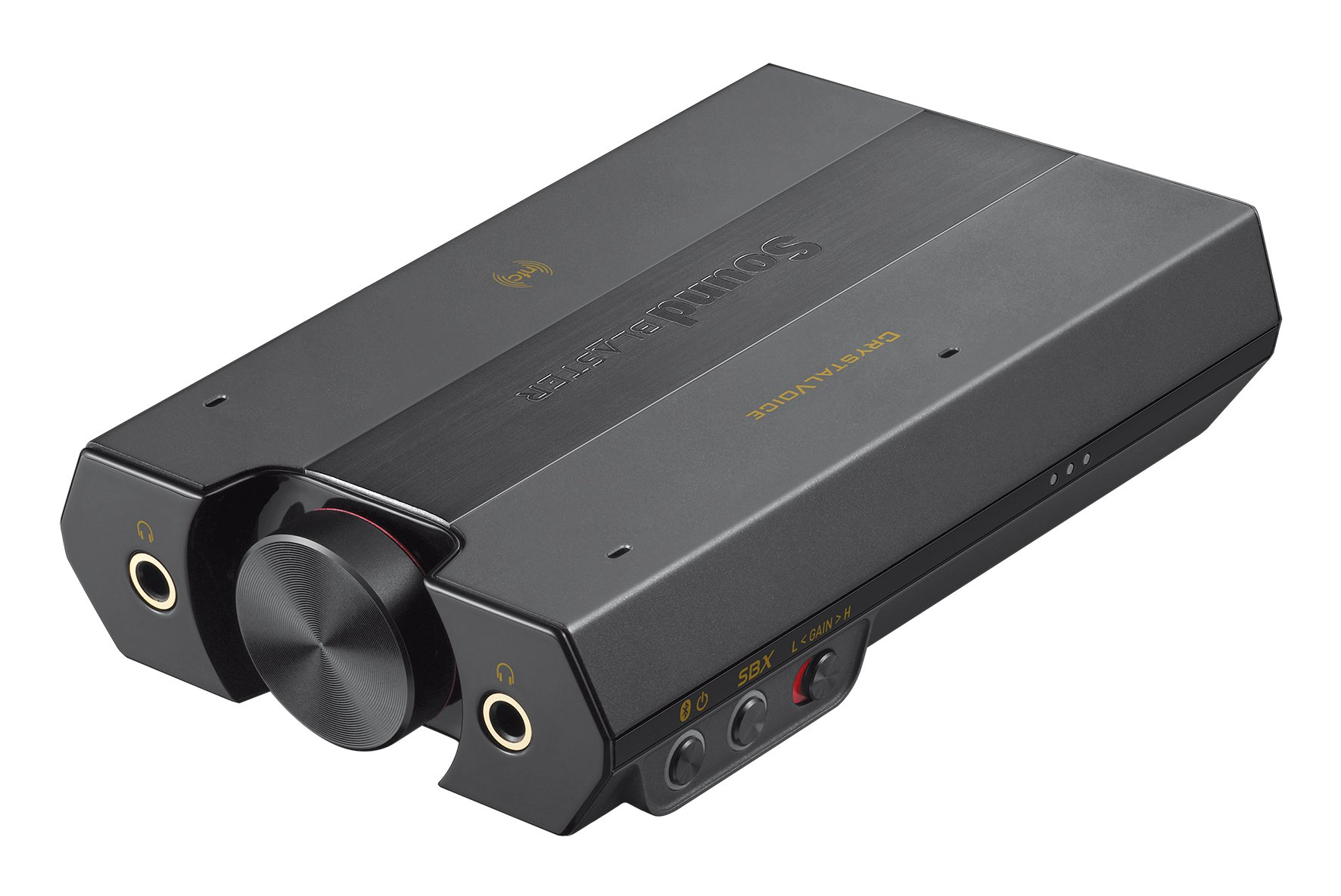 Creative Sound Blaster E5 High-Resolution USB DAC 600 ohm Headphone Amplifier with Bluetooth