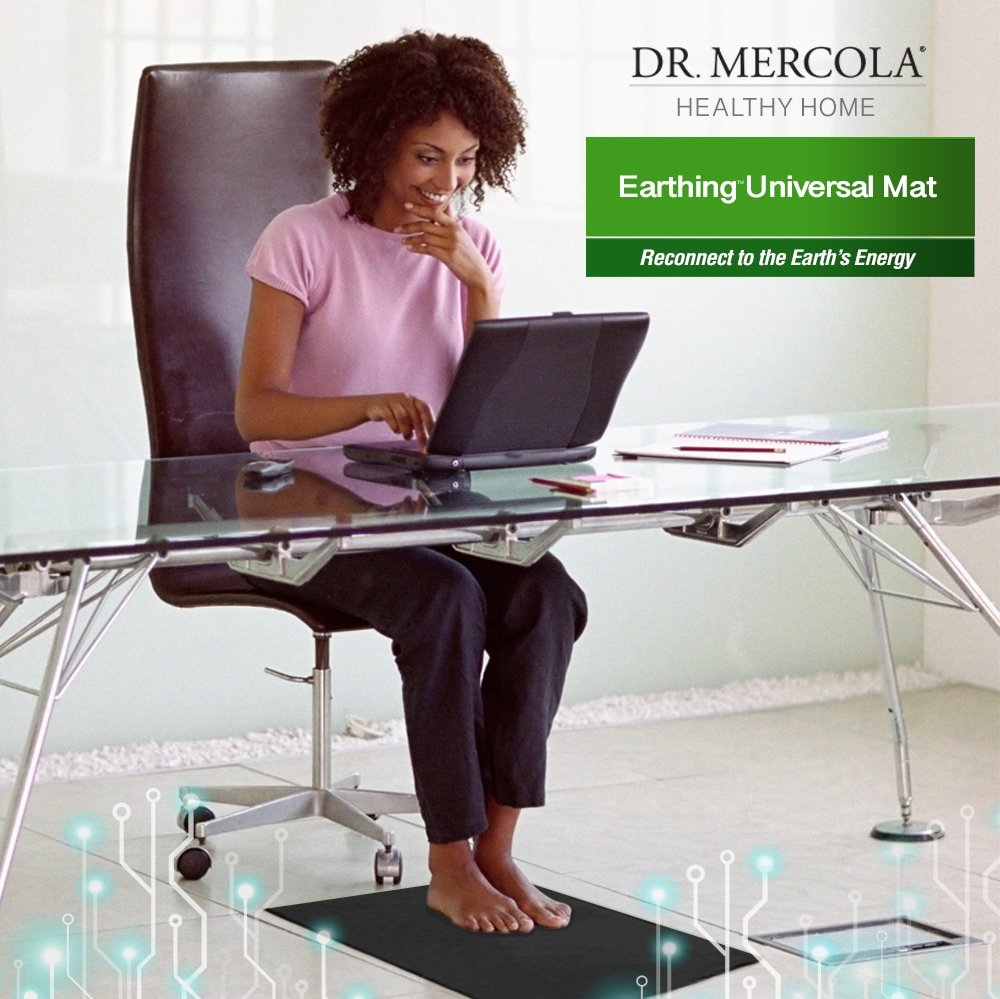 Dr Mercola Earthing Universal Mat Health Personal Care You Should Understand Why Electrical Appliances Are Earthed