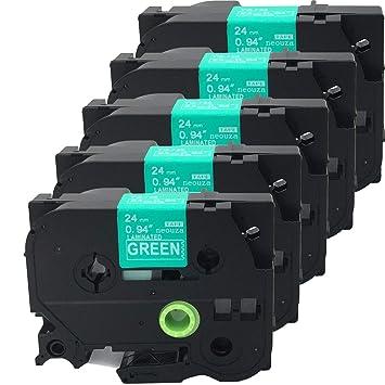 Amazon.com: NEOUZA 5PK - Cartucho de cinta para impresora ...