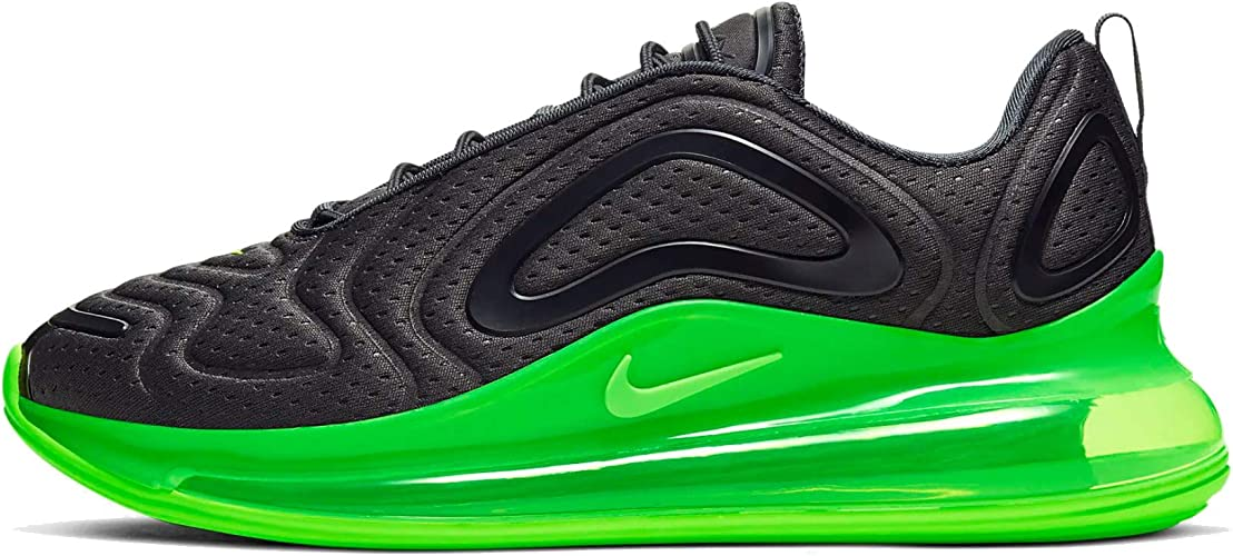 Nike Air Max 720 - Anthracite/Electric Green-Black, Größe:15 ...