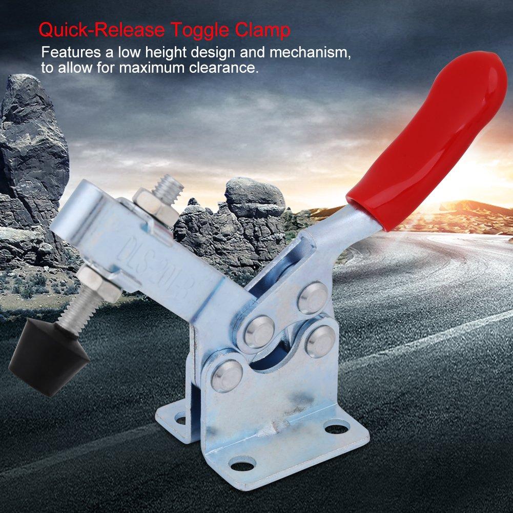 4-tlg Handwerkzeug-Schnellspanner 201B Horizontal Clamp 201-B Quick Release Tool Handwerkzeug-Schnellspanner