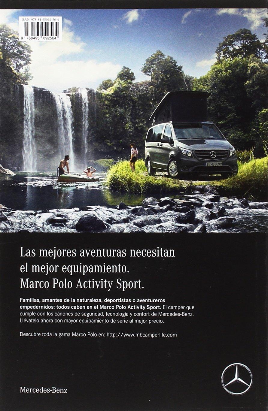 Guía FECC De Estacionamiento De Autocaravanas 2018: Amazon.es: Vv ...