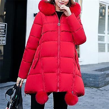 Dapengzhu Winter Jackets New Women Parka Jacket Female MediumLong Parka Fur Hood Coat Women Cotton Jacket