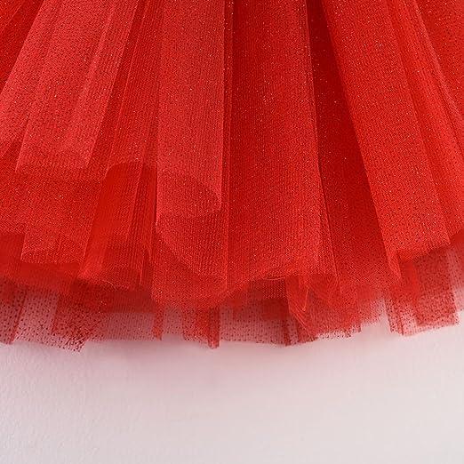 a6e31f88d Amazon.com: Inkach Baby Girls Tutu Skirt - Fancy Toddler Kids Dance Ballet  Skirts Fluffy Tulle Petticoat Shorts (Purple): Baby