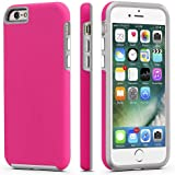CellEver iPhone 6 / 6s Case, Dual Guard Protective Shock-Absorbing Scratch-Resistant Rugged Drop Protection Cover for…
