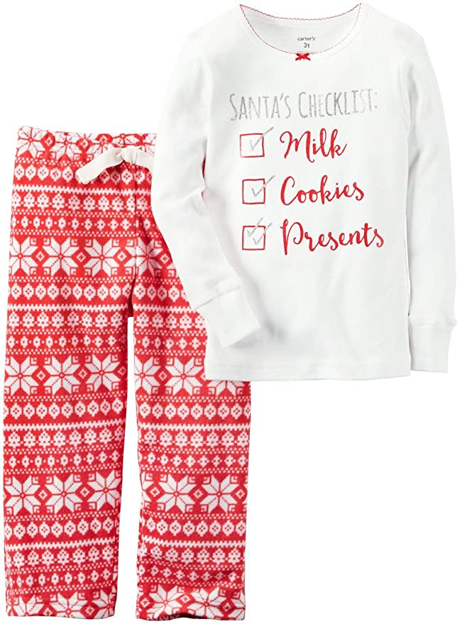 best toddler girl christmas pajamas top five finds