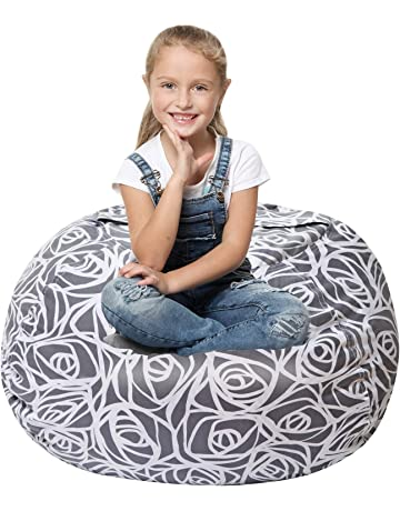 Outstanding Kids Bean Bags Amazon Com Unemploymentrelief Wooden Chair Designs For Living Room Unemploymentrelieforg