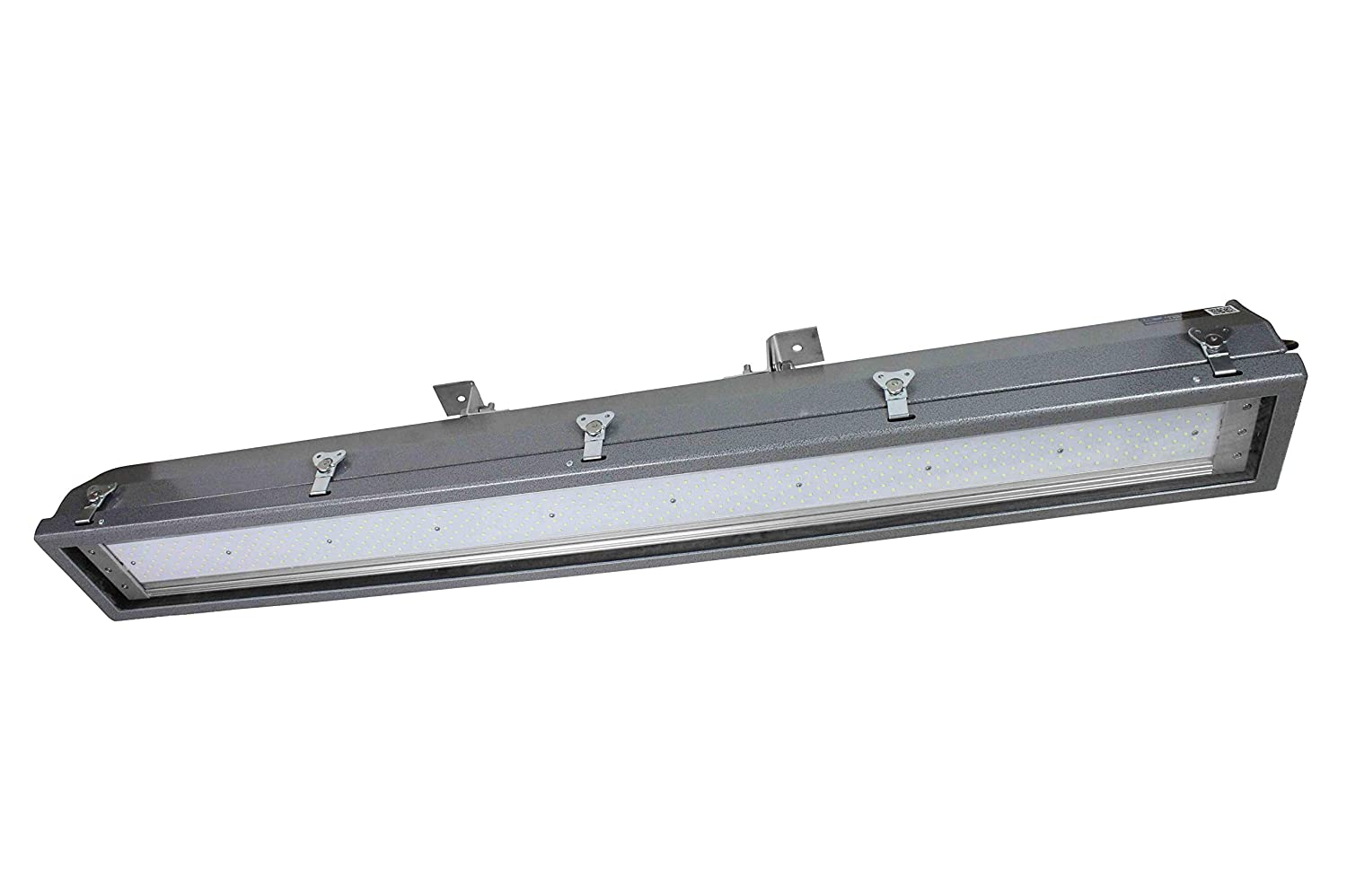 160W C1D2 4' 2-Lamp LED Light - Lamps Operate On Individual Circuits