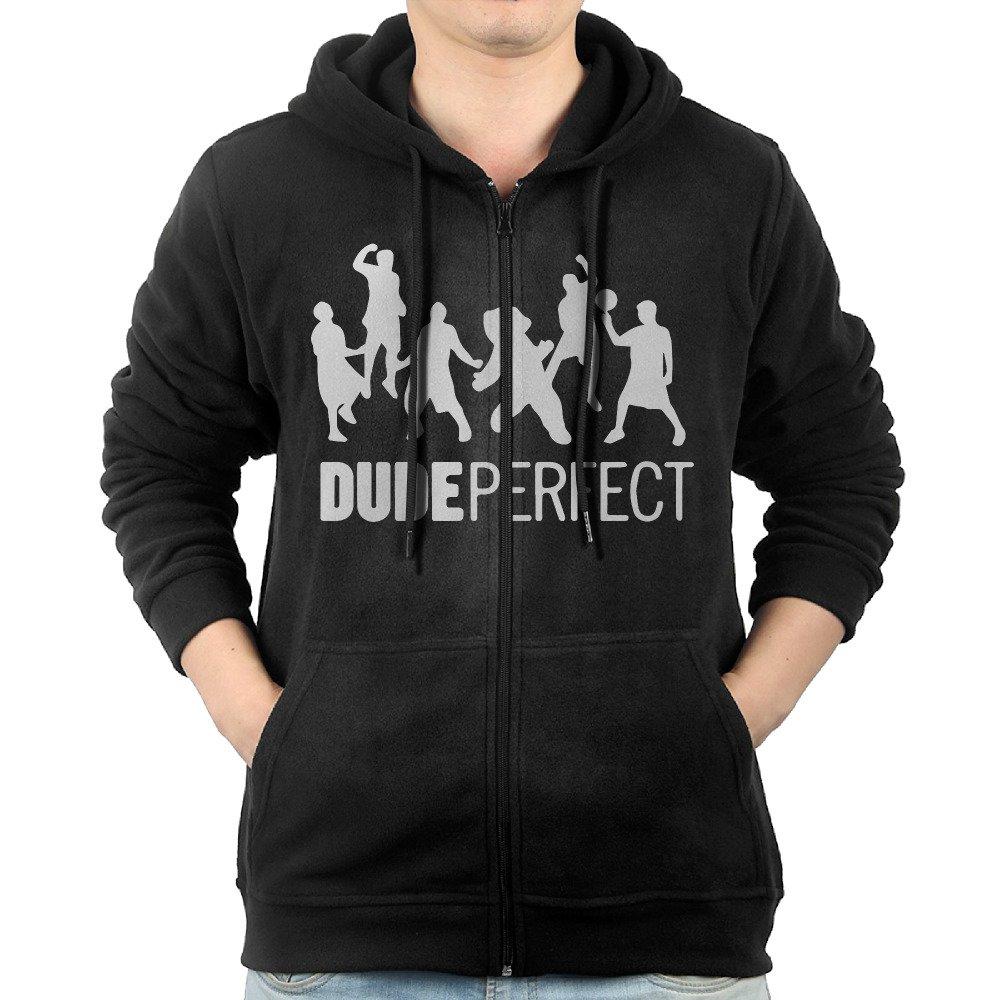 Redsi Dude Perfect Logo5 Funny Hooded Sweatshirts Boy