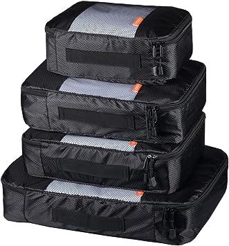 Coolzon® Packing Cubes Bolsa de Almacenamiento de Viaje ...