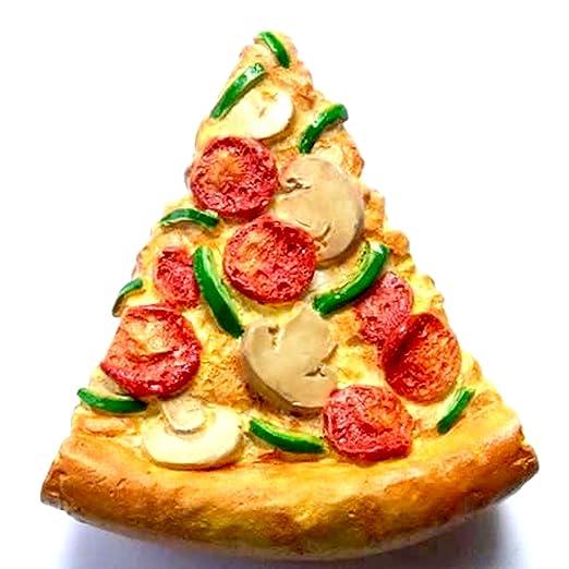 PIZZA rápido comida mundo imán para nevera Souvenir Collectibles ...