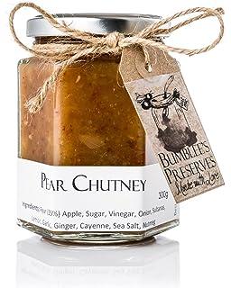 Bumblees | Mermelada artesanal tipo jalea sabor de pera | 300g | Mermelada hecha a mano