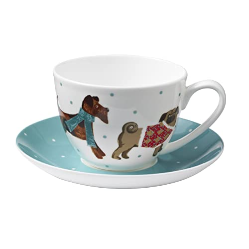 Decorative Cups And Saucers Amazoncouk Enchanting Decorative Cups And Saucers