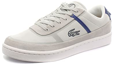 fb730fb98 Mens Lacoste Trainers Casual Lightweight Summer Lace Up Pumps Skate Shoes