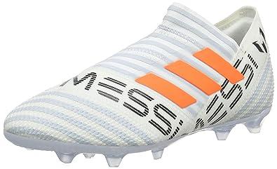 official photos 95db1 cdd39 adidas Kids  Nemeziz Messi 17+ 360agility Fg Footbal Shoes, White  weiß Orange