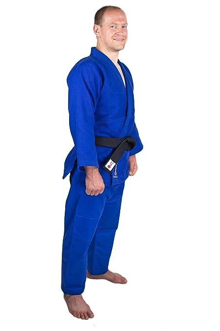 Judo Gi Double Weave Kimono Ultra Heavy 750 GSM Martial Arts Uniform White