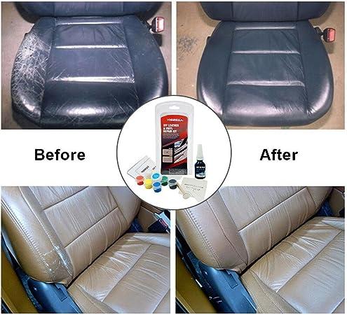les fissures des griffures réparation de cuir vinyle For Car Seat Clothing