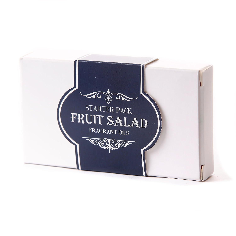 Mystic Moments | Fragrant Oil Starter Pack - Fruit Salad - 5 x 10ml SPFRUISALA10
