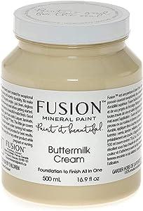 Fusion Mineral Paint 500 ml Buttermilk Cream