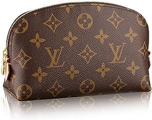 ac4cbaca17d Louis Vuitton Monogram Canvas Cosmetic Pouch M47515