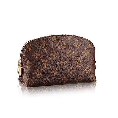 70e2a7993976 Amazon.com: Louis Vuitton Monogram Canvas Cosmetic Pouch M47515: Shoes