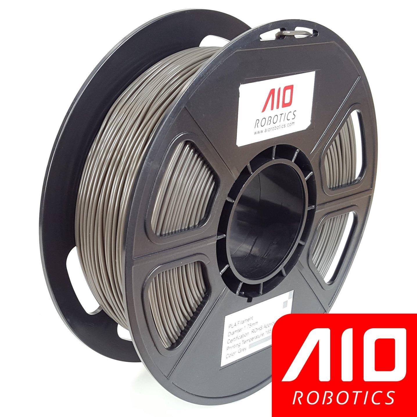 Filamento AIO Robotics Premium para impresoras 3D, PLA, 0,5 kg PLA ...