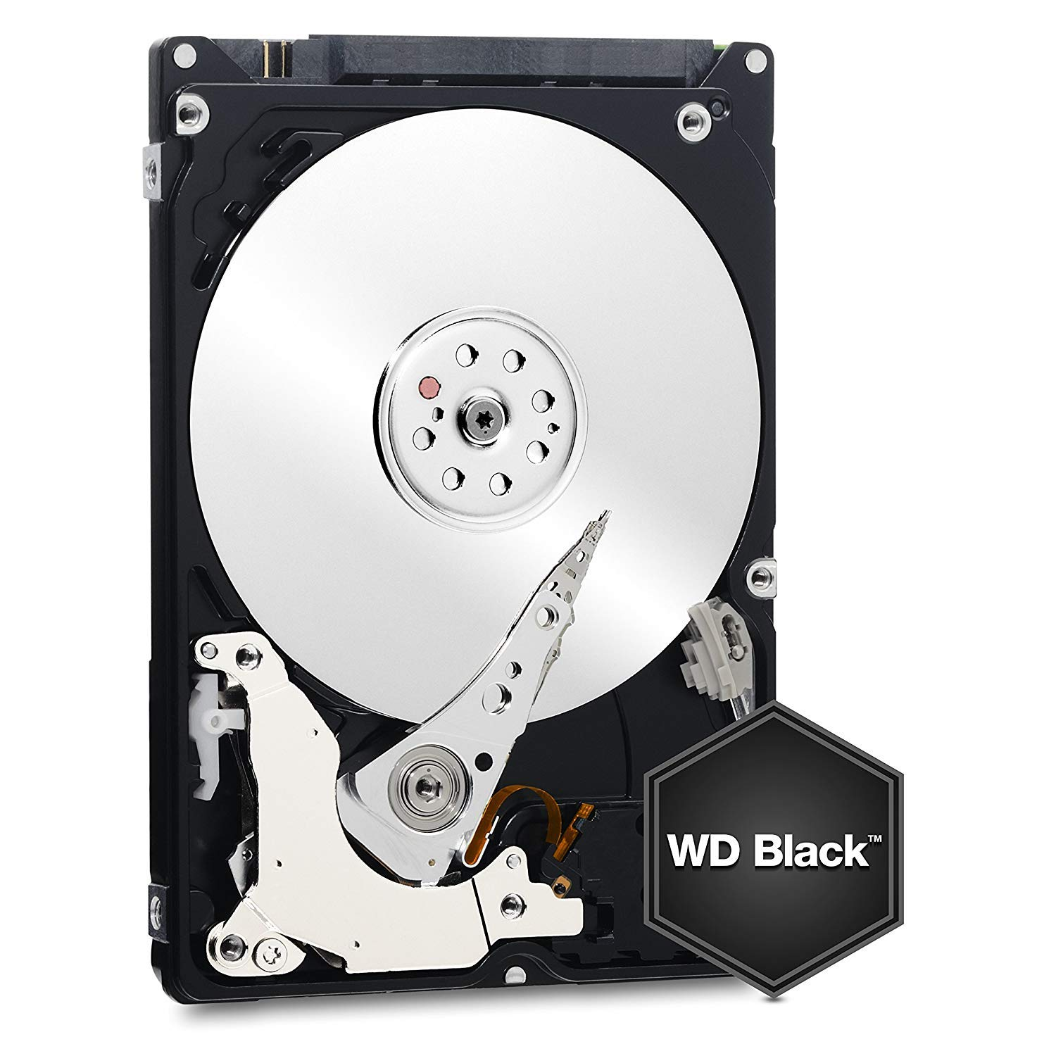WD Black 1TB Performance Mobile Hard Disk Drive - 7200 RPM SATA 6 Gb/s 32MB Cache 9.5 MM 2.5 Inch - WD10JPLX by Western Digital (Image #4)
