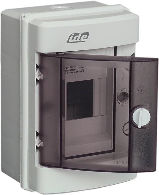 Unitec 47100 - Caja magnetotermicos: Amazon.es: Bricolaje y herramientas