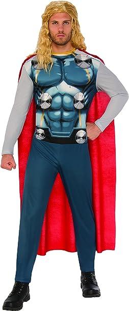 Marvel - Disfraz de Thor 2 para hombre, Talla M adulto (Rubies ...