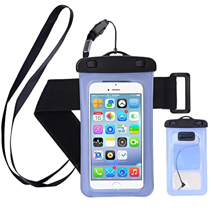 new product 3f193 f0e67 Dry Bag Waterproof Cell Mobile Phone Cartoon Pouch: Amazon.in ...