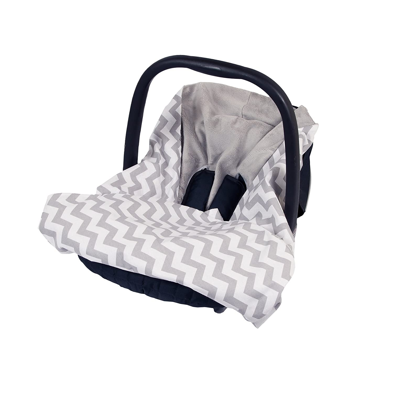 New Double Sided Baby Wrap For Car Seat Baby Travel Wrap Baby Car