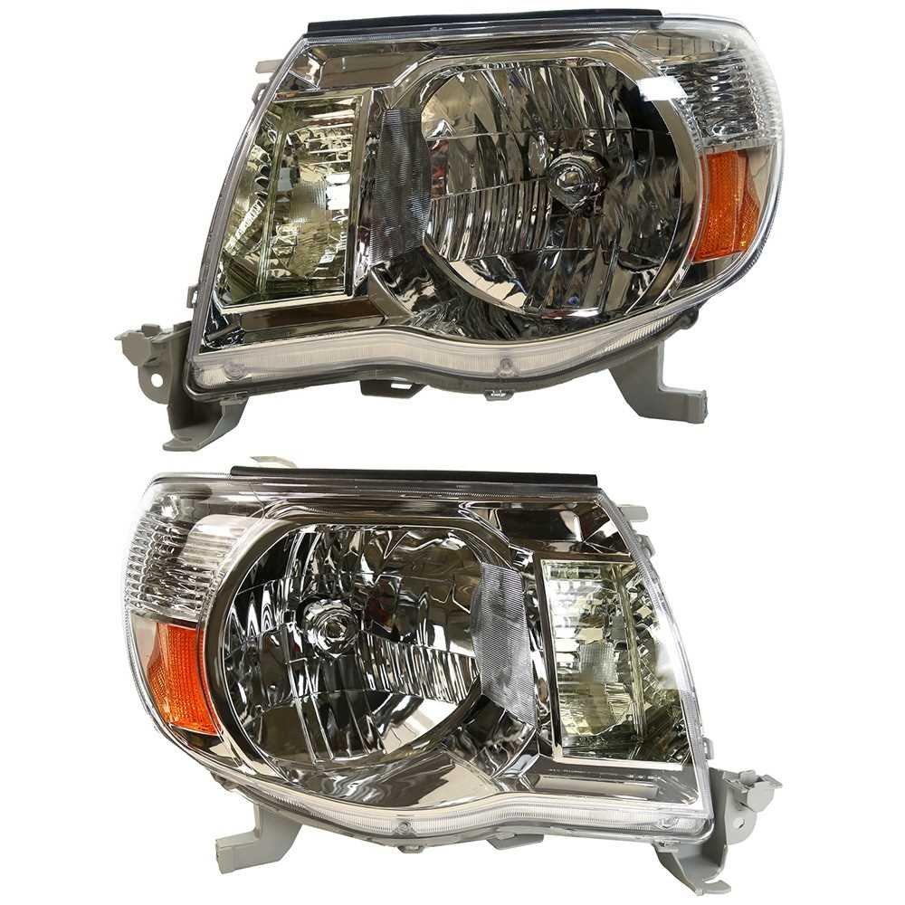Prime Choice Auto Parts KAPTY10004A1PR Headlight Pair