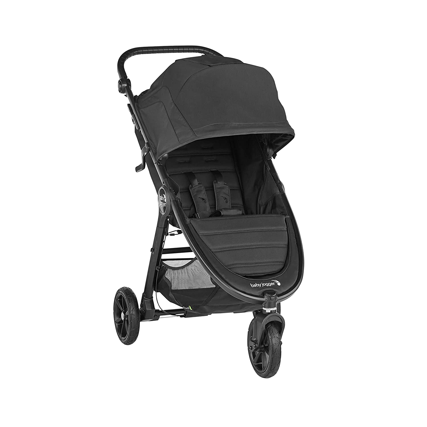 Baby Jogger City Mini GT2 Stroller - 2019 | Baby Stroller with All-Terrain Tires | Quick Fold Lightweight Stroller