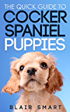 The Quick Guide to Cocker Spaniel Puppies