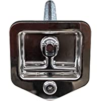 Buyers Products L8855 T-Handle Latch (Latch,T-Hdl,SST W/Gskt,Studs,)