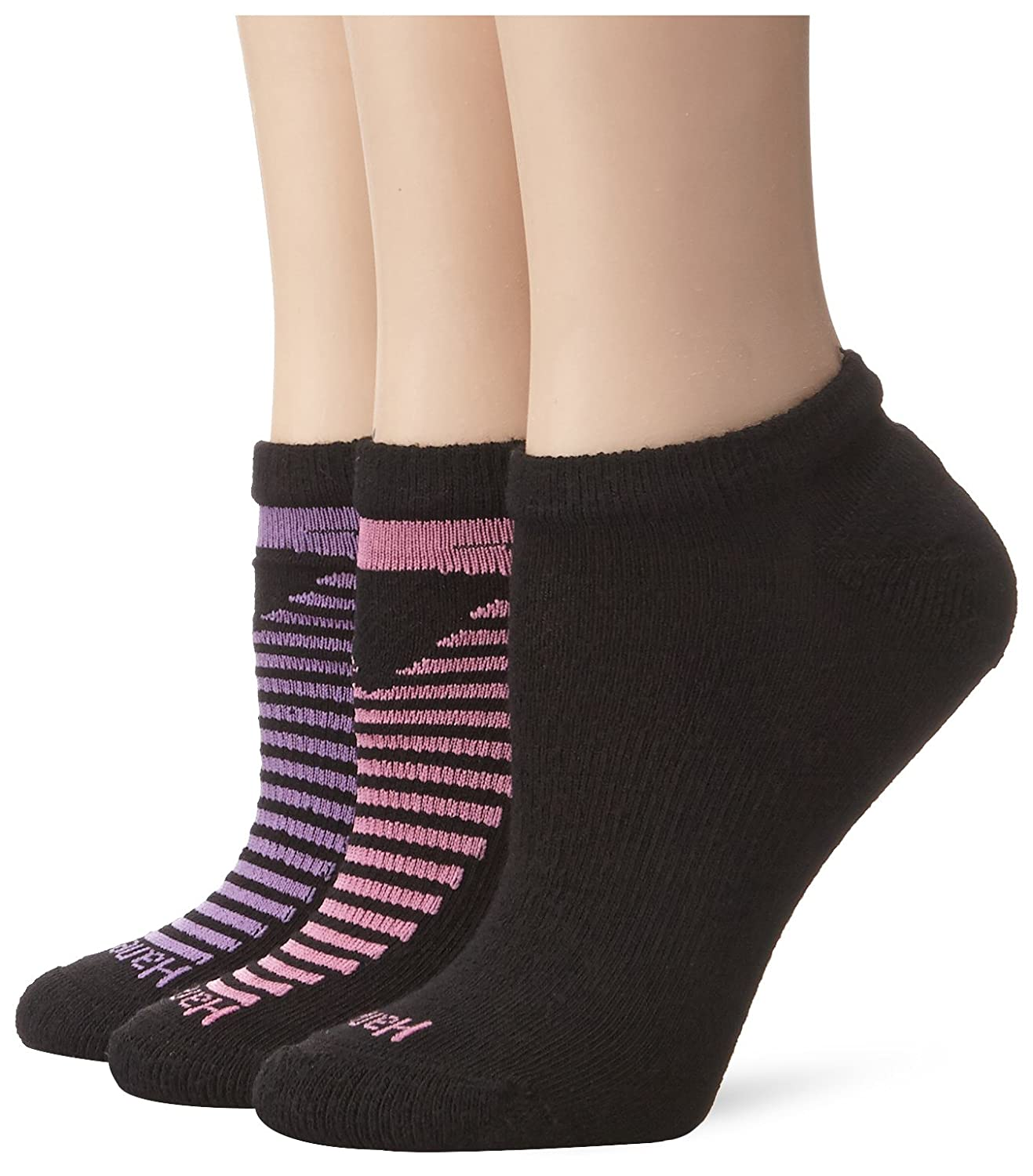 Hanes X-Temp? Women`s No-Show Socks 500/3