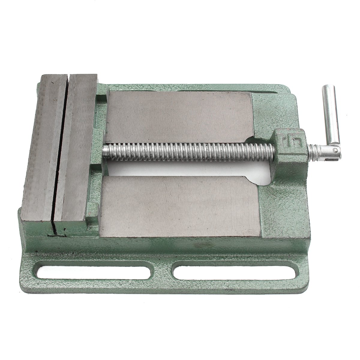 OlogyMart 5Inch Heavy Duty Drill Press Vice Bench Clamp WoodWorking Drilling Machine