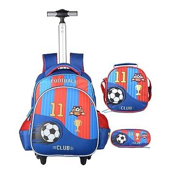 8f17fce268a9 Children s Trolley Cat Bag 3 Pieces