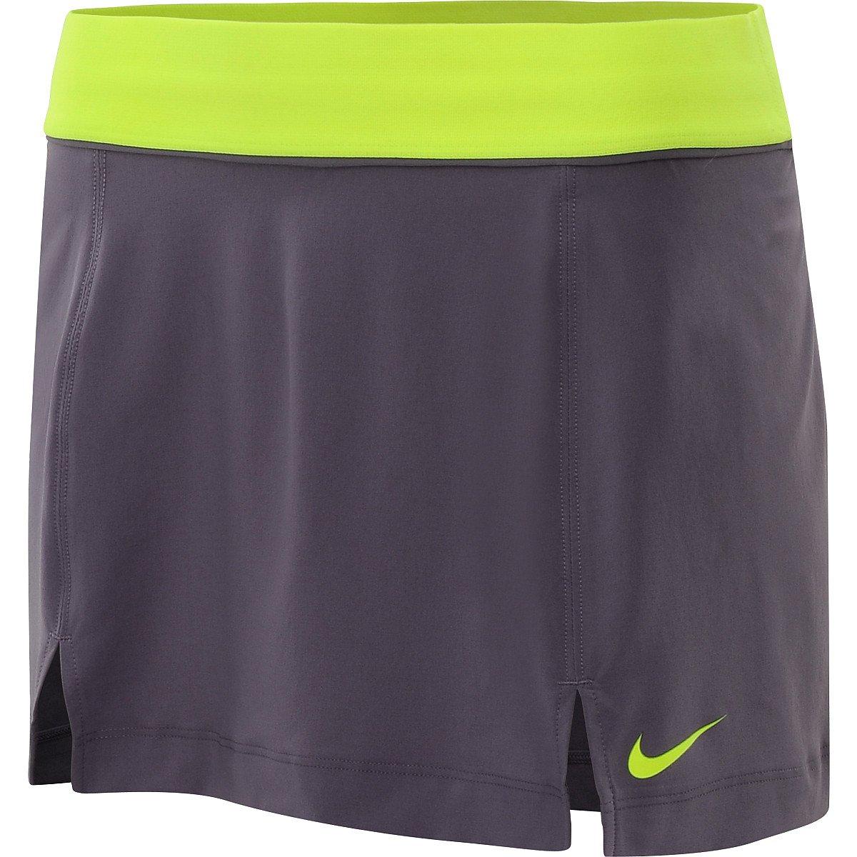 Nike Rock Slam Skirt Falda de Tenis, Mujer, Negro (Black 010), L ...