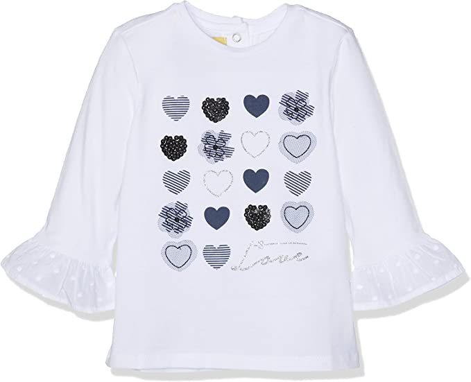 Chicco T-Shirt Manica Lunga Bimba Bambina