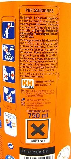 Desengrasante KH7 pistola 750ml 501252 KH7: Amazon.es: Bricolaje y ...