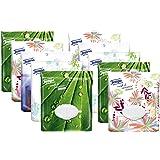 "Tempo toallitas húmedas confort neceser ""gentle & sensibles"", 10 - pack (10 x 40 toallitas"