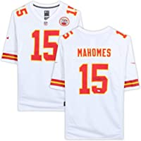$427 » Patrick Mahomes Kansas City Chiefs Autographed White Nike Game Jersey - Fanatics Authentic Certified