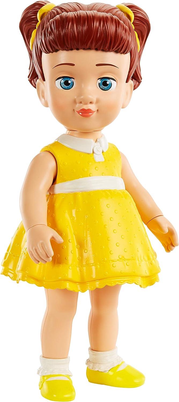Mattel Disney Toy Story 4 Figura Básica Gabby Gabby, Juguetes Niños +3 Años (GGX31)