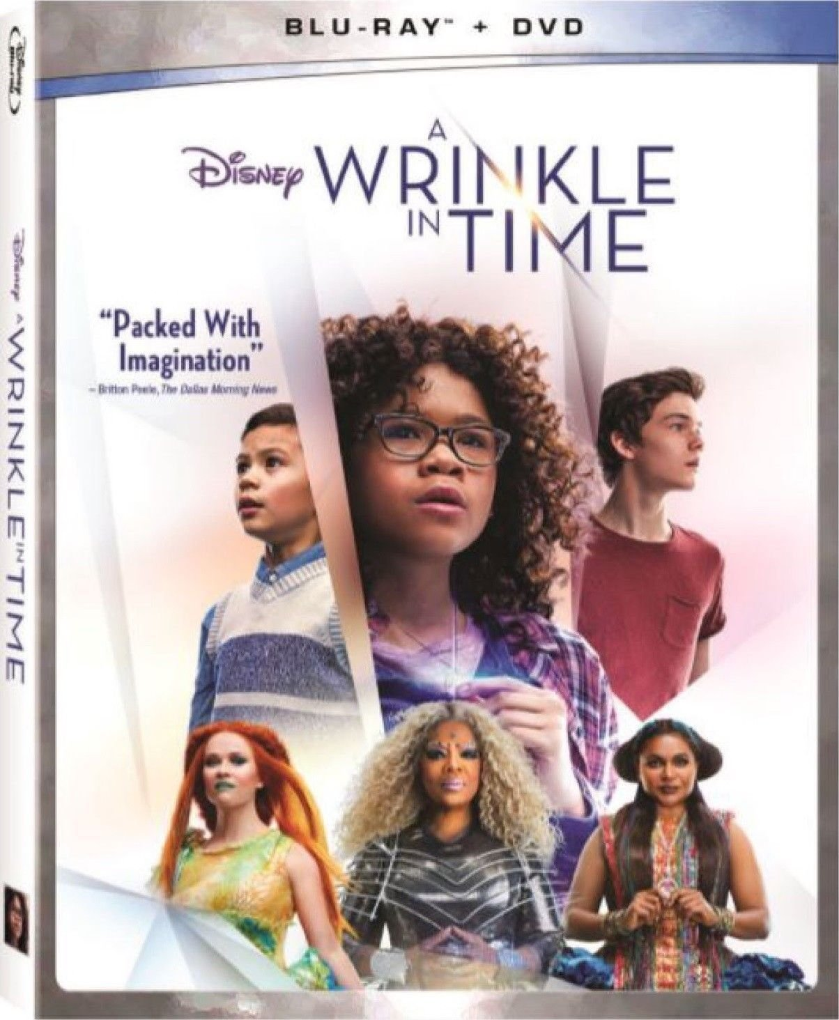 A Wrinkle In Time Blu-ray + DVD - No Digital Copy