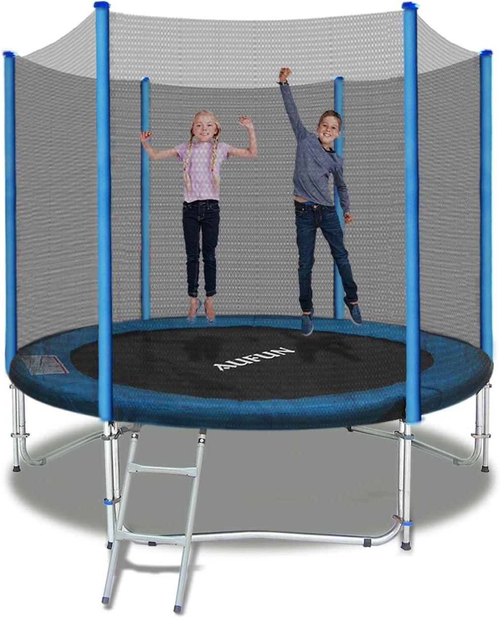 tappi inclusi 92 cm UISEBRT per 8 aste 16 tubi in gommapiuma per trampolino elastico