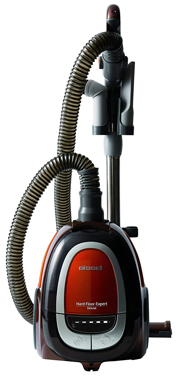 Bissell Deluxe Canister Vacuum (Renewed)