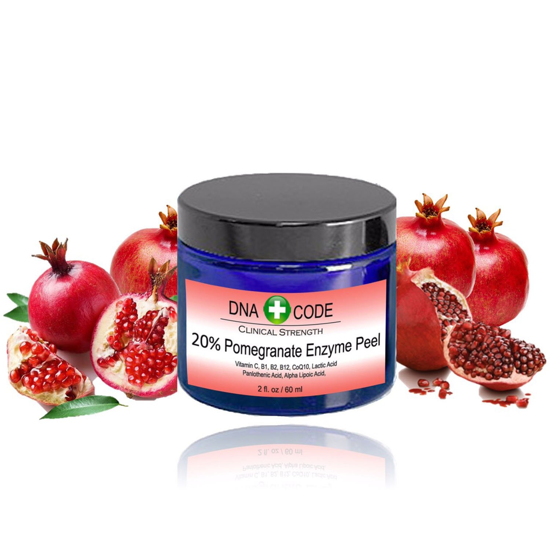 Amazon.com: DNA code-20% Enzyme Peel 2 oz-enhanced W/Vita de ...
