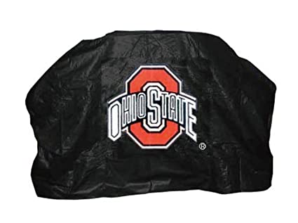 Amazon.com: NCAA Ohio State Buckeyes 59-inch Grill Cover ...